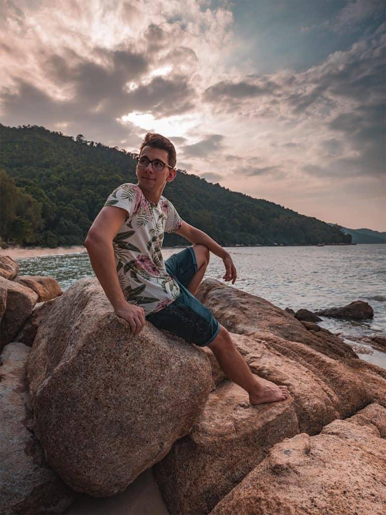 Valentin Kossenko - Penang Malaysia - Beach Boy